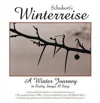 Schubert's Winterreise: A Winter Journey in Poetry, Image, and Song als Buch (gebunden)