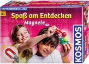 Spaß am Entdecken - Magnete