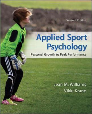 Applied Sport Psychology als Buch von