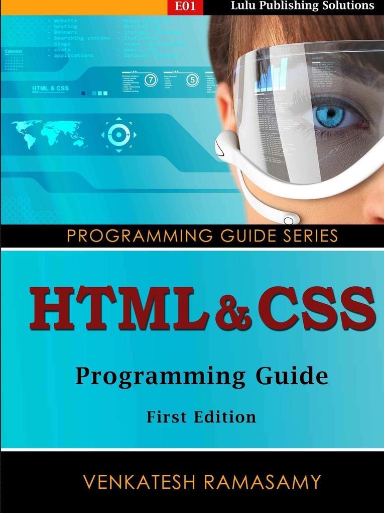 HTML & CSS Programming Guide als Taschenbuch vo...