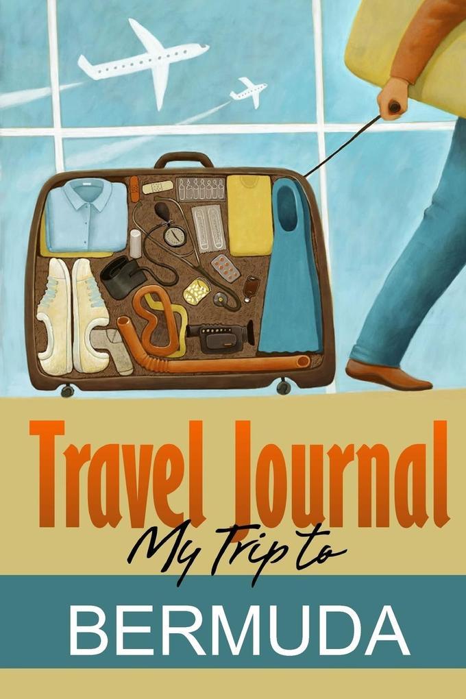 Travel Journal als Taschenbuch