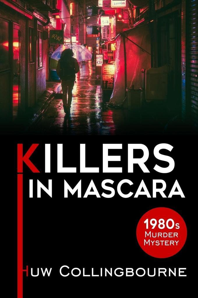 Killers In Mascara als Taschenbuch