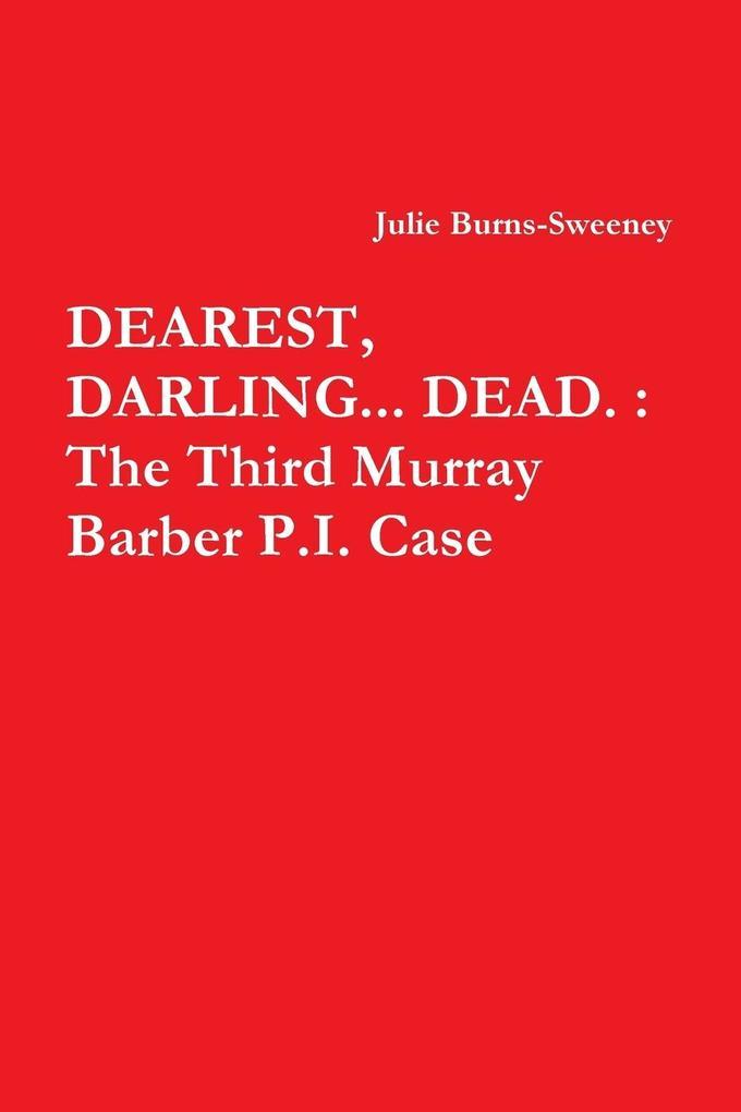 Dearest, Darling... Dead. als Taschenbuch