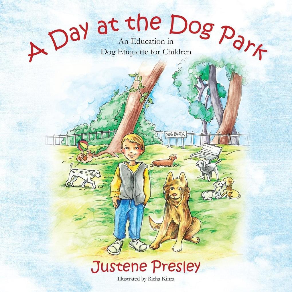 A Day at the Dog Park als Taschenbuch