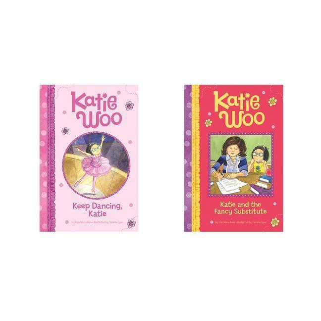 Katie Woo als Buch (gebunden)