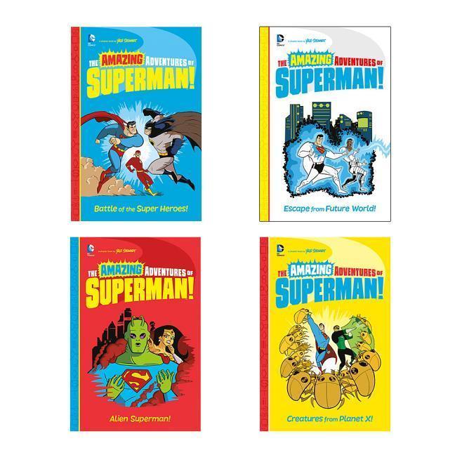 The Amazing Adventures of Superman! als Taschenbuch