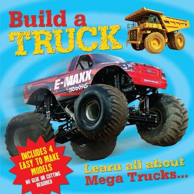 Build a Truck als Buch (kartoniert)