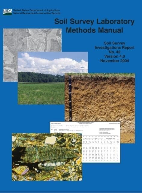 Soil Survey Laboratory Methods (Soil Survey Investigations Report No. 42 Version 4.0 November 2004 ') als Buch (gebunden)