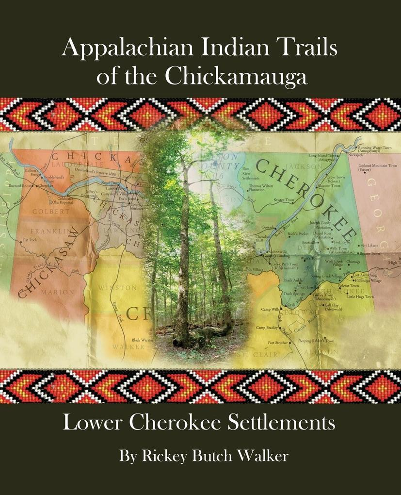 Appalachian Indian Trails of the Chickamauga als Taschenbuch