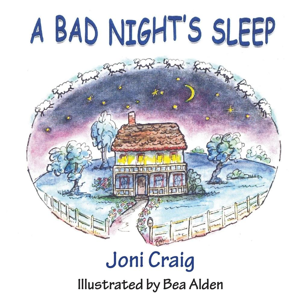 A BAD NIGHT'S SLEEP als Buch (gebunden)