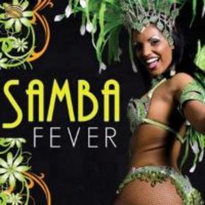 Samba Fever als CD