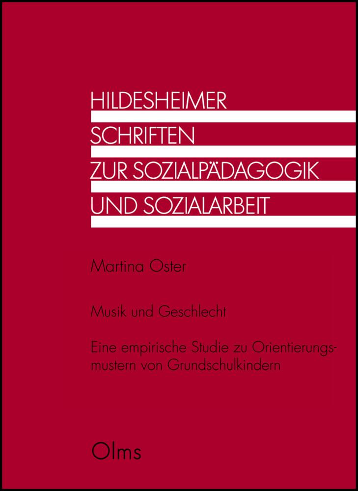 Musik und Geschlecht als Buch von Martina Oster