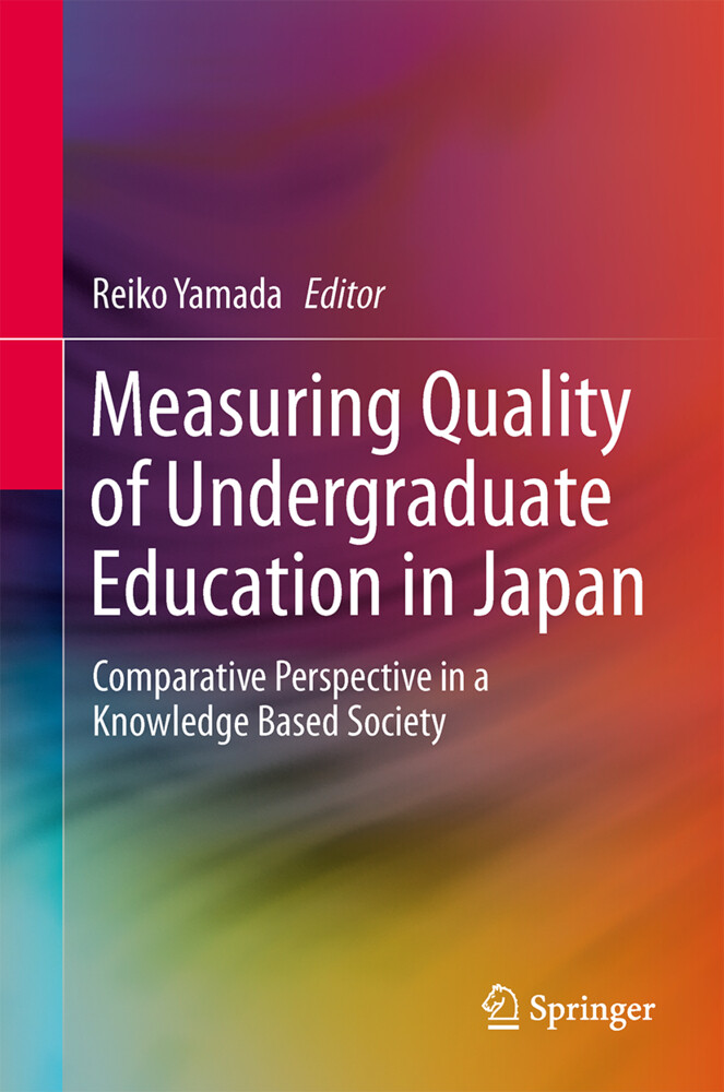 Measuring Quality of Undergraduate Education in Japan als Buch (gebunden)