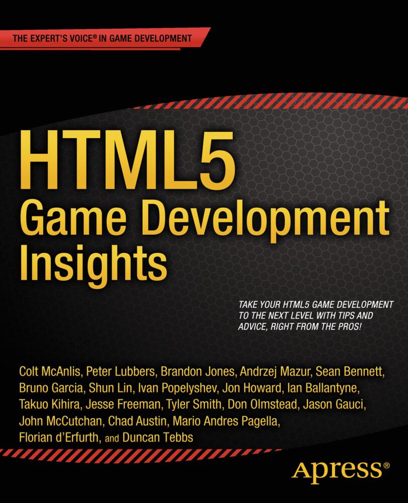 HTML5 Game Development Insights als Buch (gebunden)