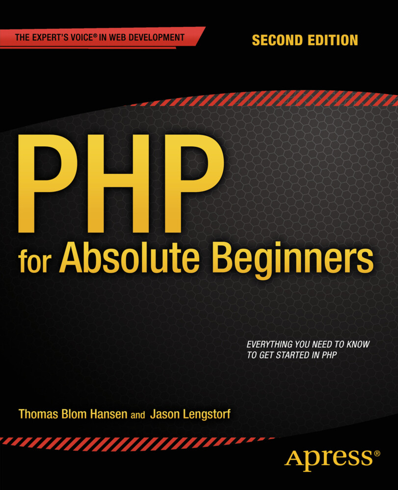 PHP for Absolute Beginners als Buch von Thomas ...