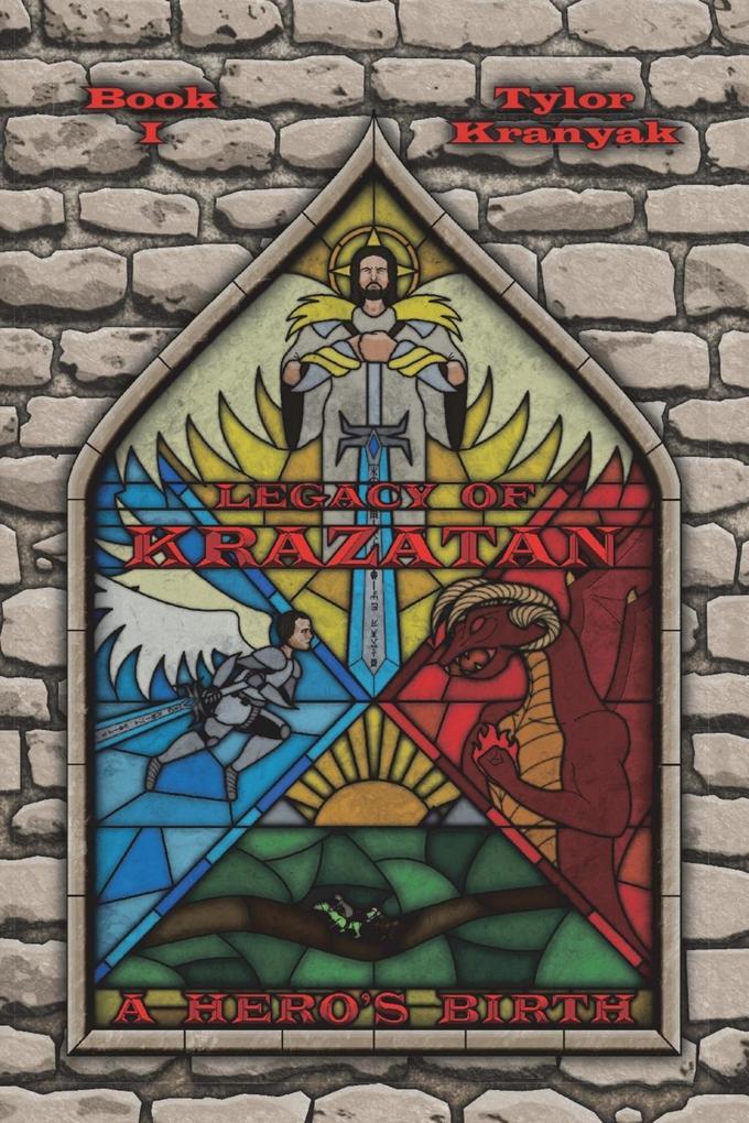 Legacy of Krazatan als eBook epub