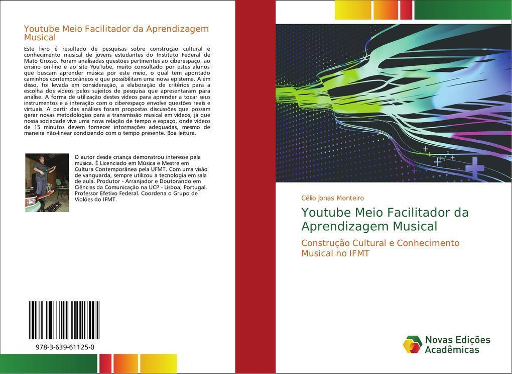 Youtube Meio Facilitador da Aprendizagem Musical als Buch (gebunden)