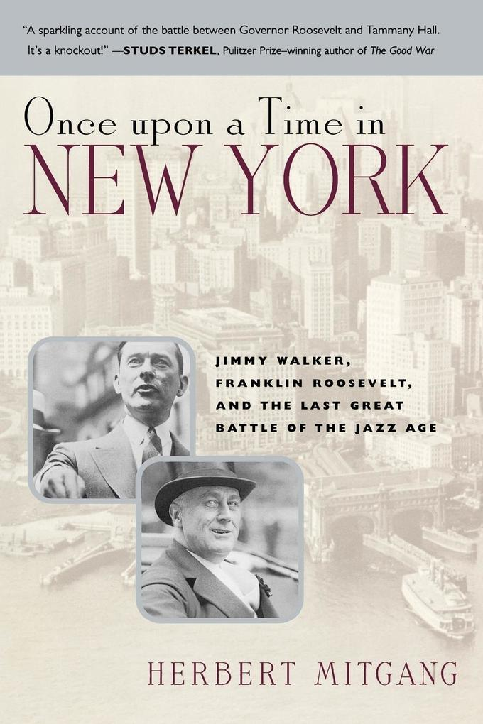 Once Upon a Time in New York als Taschenbuch