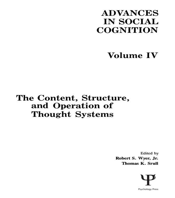 Content, Structure, and Operation of Thought Sy...