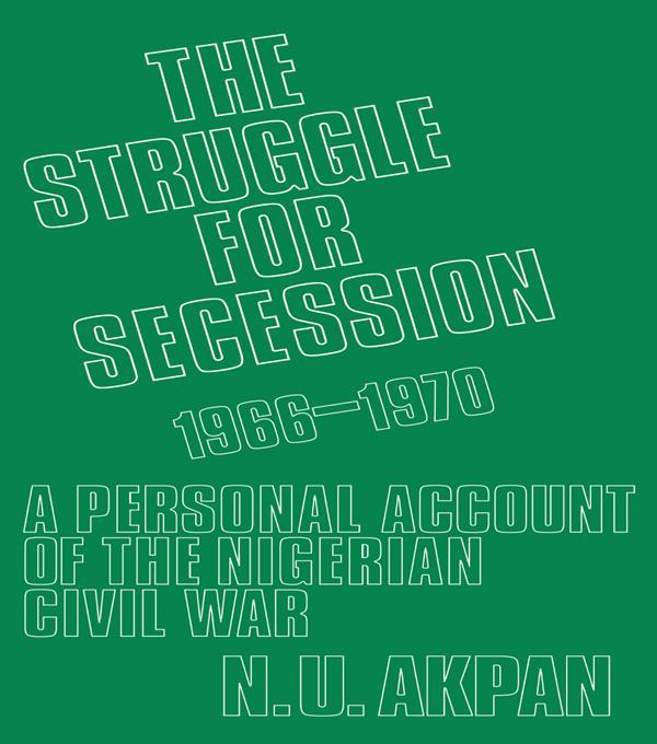 The Struggle for Secession, 1966-1970 als eBook pdf