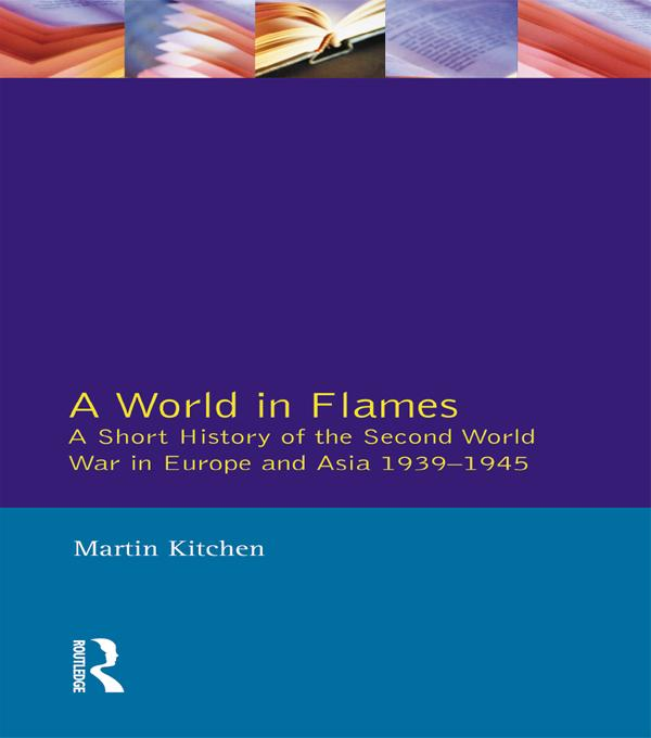 A World in Flames als eBook epub