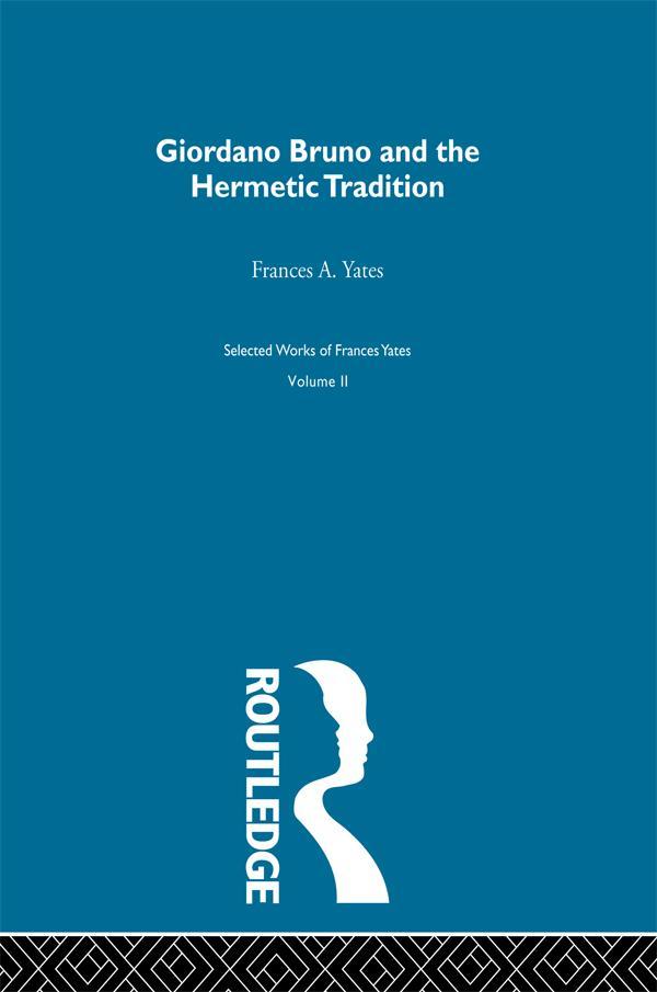 Giordano Bruno & Hermetic Trad als eBook epub