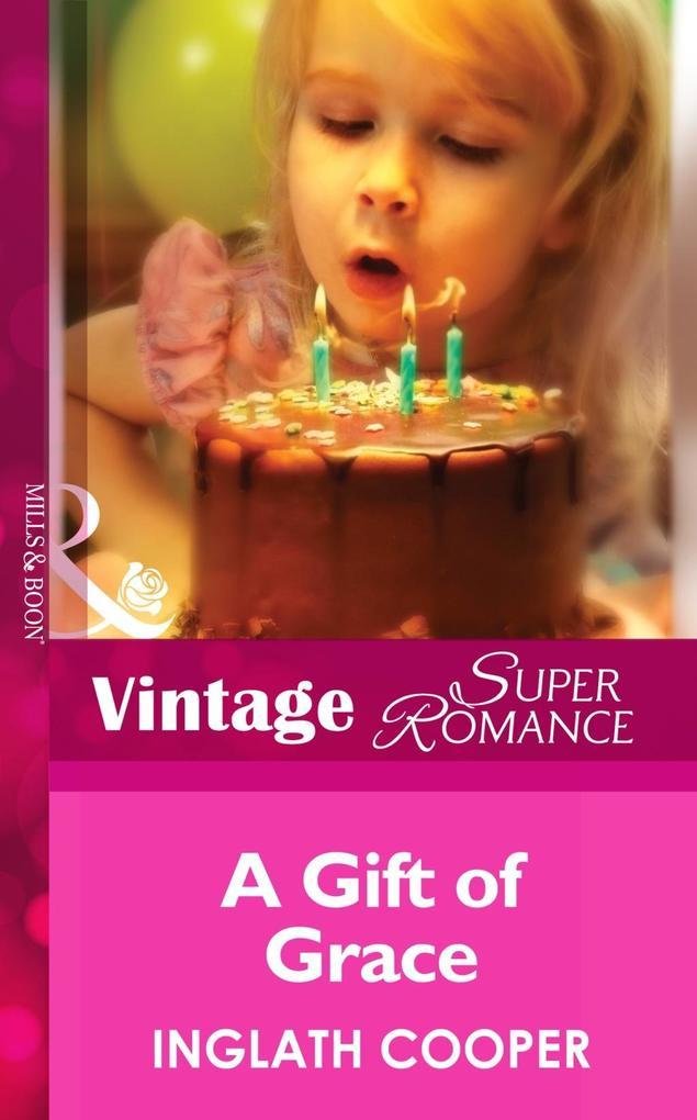 A Gift Of Grace (Mills & Boon Vintage Superromance) als eBook epub
