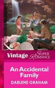 An Accidental Family (Mills & Boon Vintage Superromance) (Suddenly a Parent, Book 2)