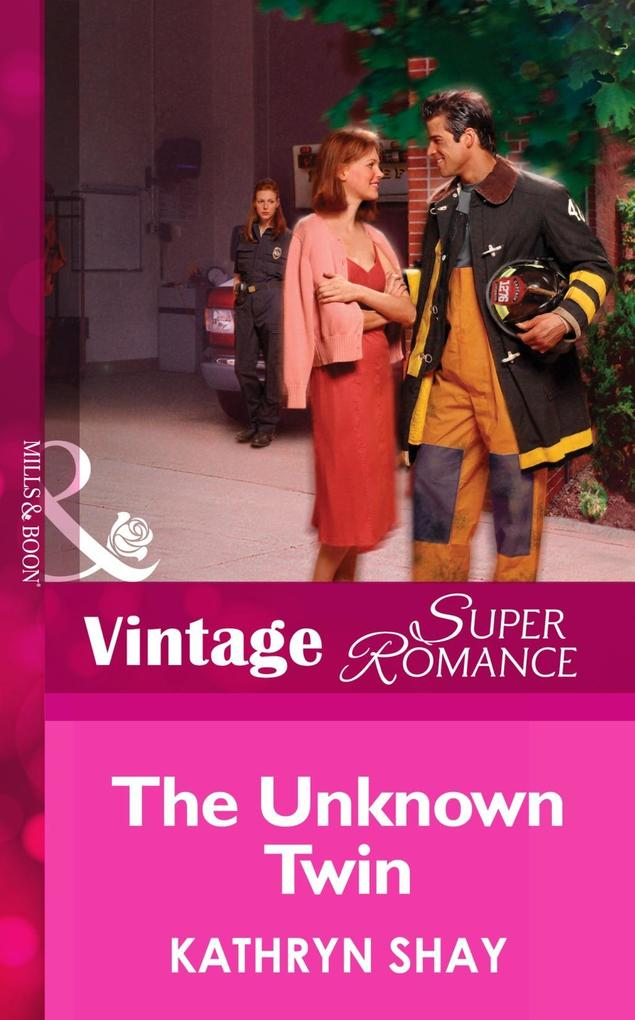The Unknown Twin (Mills & Boon Vintage Superromance) (Code Red, Book 3) als eBook epub