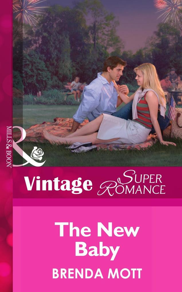 The New Baby (Mills & Boon Vintage Superromance) (9 Months Later, Book 43) als eBook epub