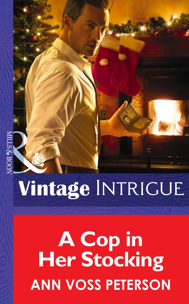 A Cop In Her Stocking (Mills & Boon Intrigue) als eBook epub