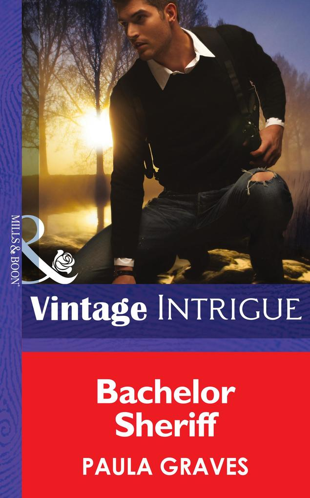 Bachelor Sheriff (Mills & Boon Intrigue) (Cooper Justice, Book 4) als eBook epub