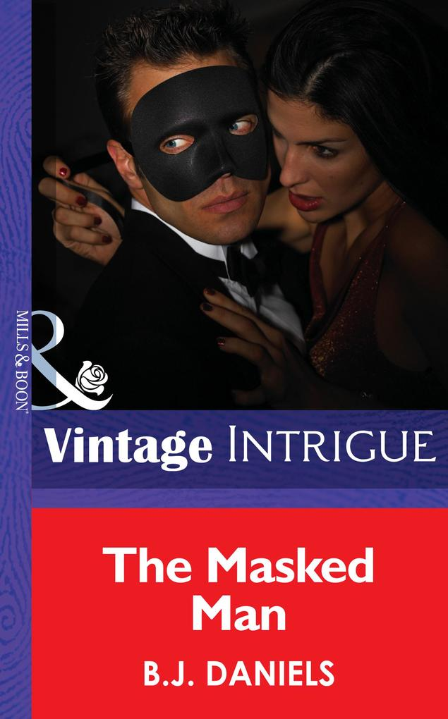 The Masked Man (Mills & Boon Intrigue) als eBook epub