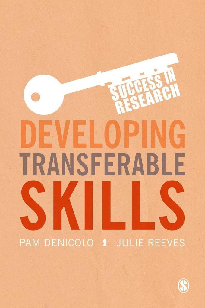 Developing Transferable Skills als eBook pdf