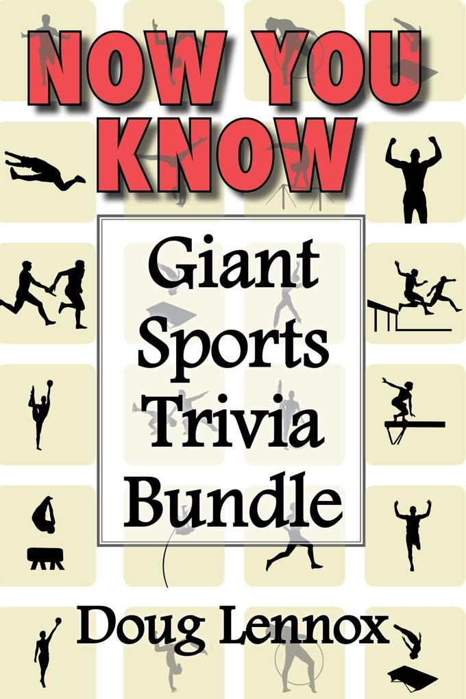 Now You Know - Giant Sports Trivia Bundle als eBook epub