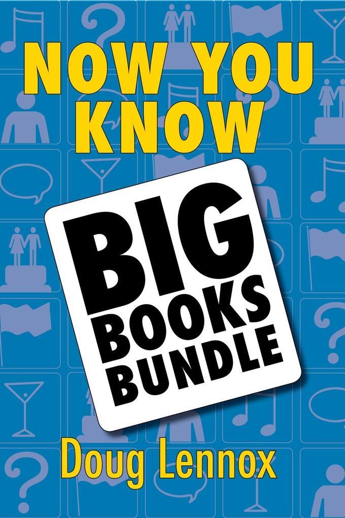 Now You Know - The Big Books Bundle als eBook epub