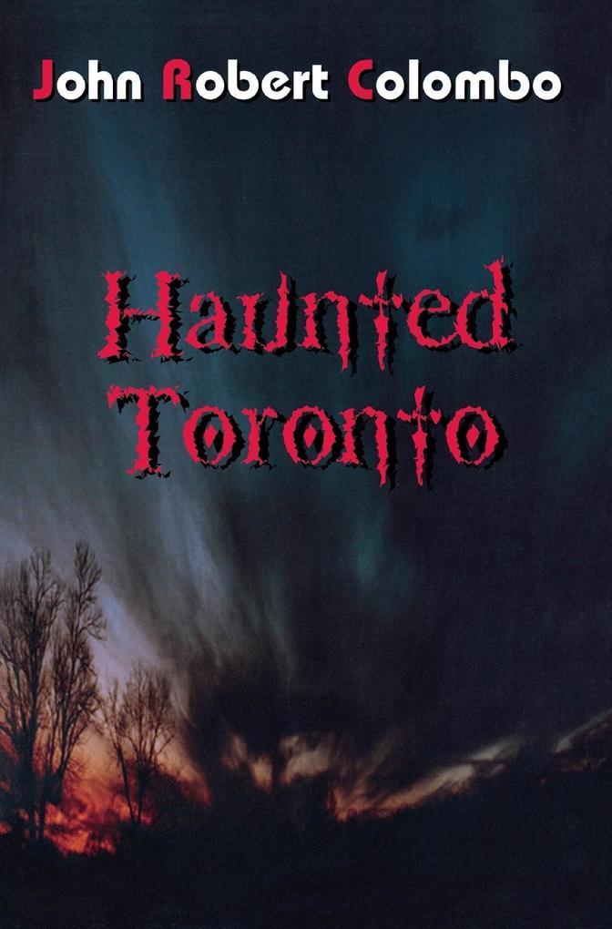 Haunted Toronto als eBook epub