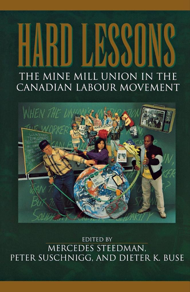 Hard Lessons als eBook Download von