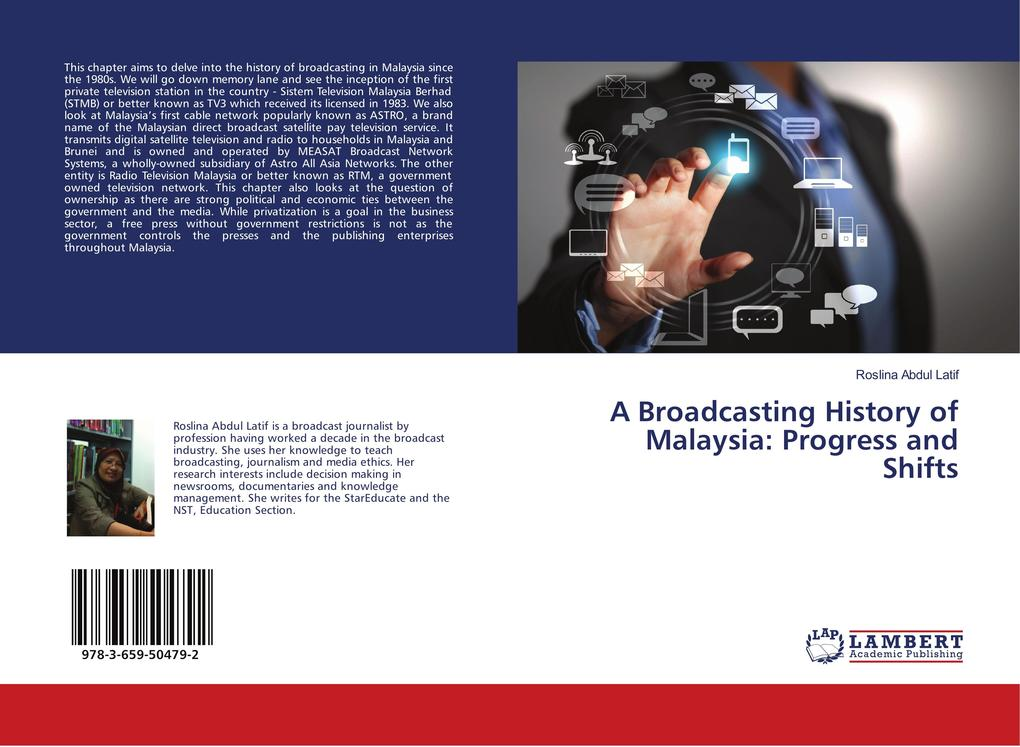 A Broadcasting History of Malaysia: Progress an...