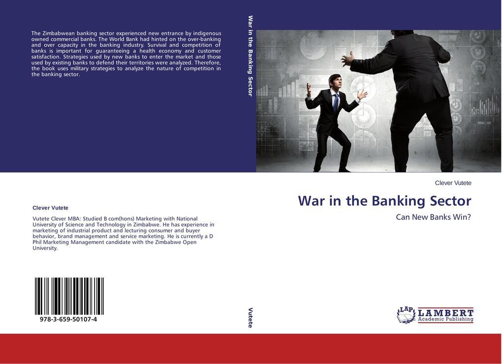 War in the Banking Sector als Buch (gebunden)