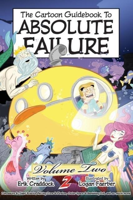 The Cartoon Guidebook to Absolute Failure Book 2 als Taschenbuch
