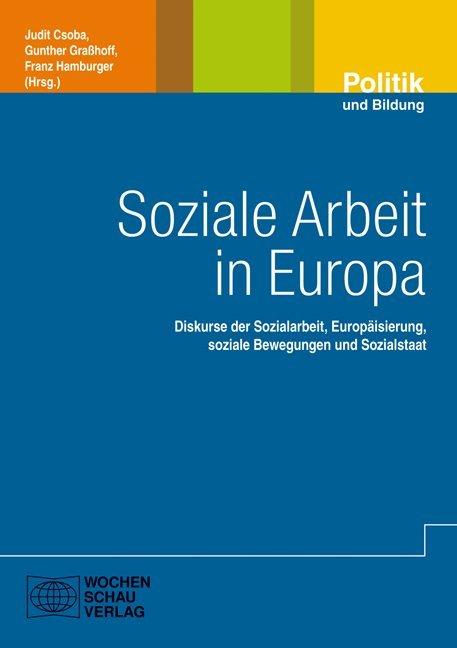 Soziale Arbeit in Europa als Buch von