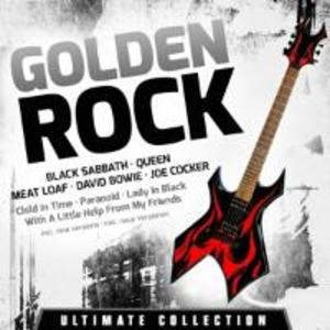 Golden Rock-Ultimate Collection als CD