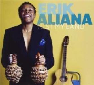 Just My Land als CD