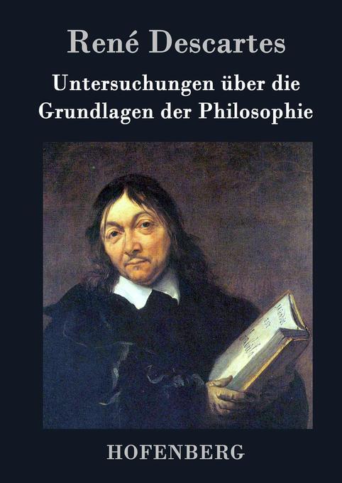 Untersuchungen über die Grundlagen der Philosophie als Buch (gebunden)