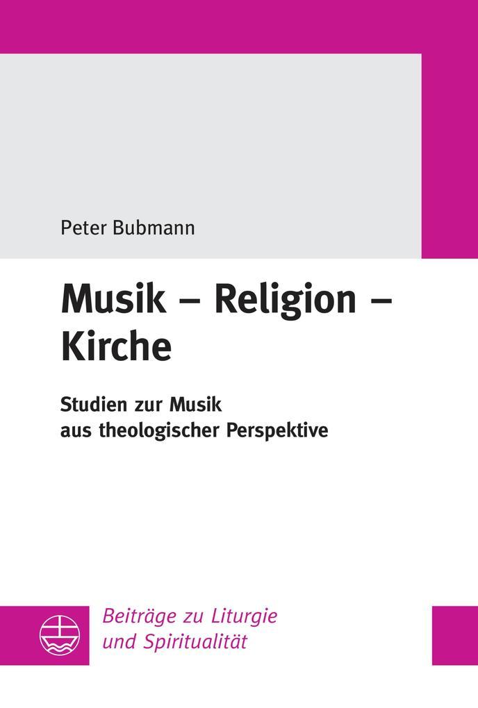 Musik - Religion - Kirche als eBook Download vo...