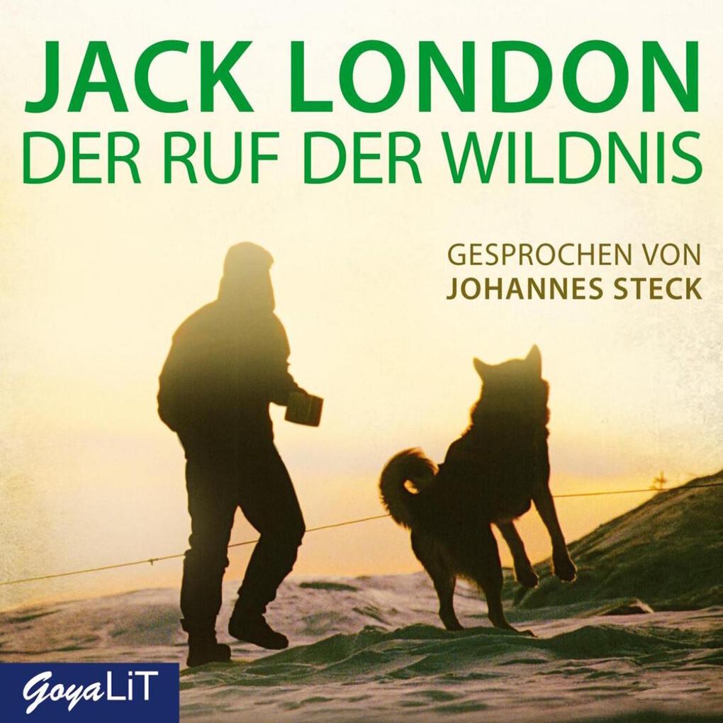 Der Ruf der Wildnis als Hörbuch Download von Ja...