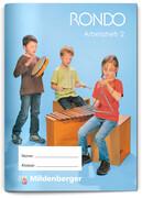 RONDO 1/2 Arbeitsheft 2. Ausgabe Bayern