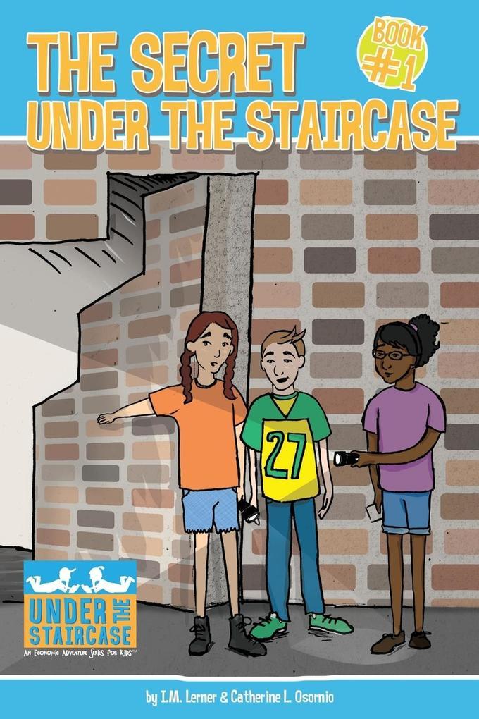 The Secret Under the Staircase als Taschenbuch