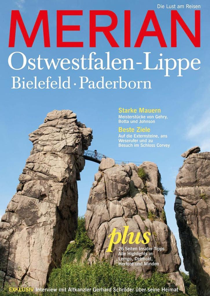 MERIAN Ostwestfalen-Lippe als Buch von